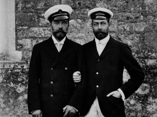 Фото №3 - Спасти царскую семью: почему Георг V отказал в помощи своему кузену Николаю II?