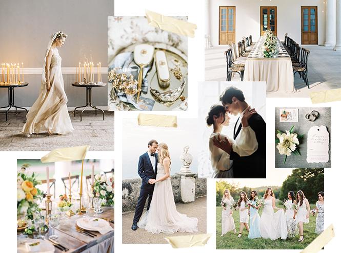 Фото №1 - Свадебный сезон 2017: модные палитры и детали, которые сделают свадьбу по-настоящему стильной