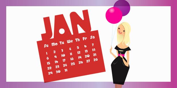 Фото №1 - Спорим, мы определим твой характер по месяцу рождения?