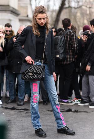 Фото №11 - Как выбрать идеальные джинсы по типу фигуры