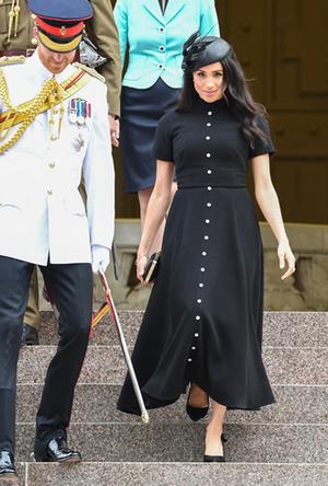 Фото №6 - Дизайнер Их Высочеств: за что королевская семья любит Эмилию Викстед