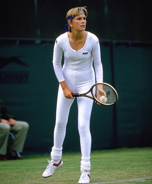 Фото №6 - Хулиганы Уимблдона: кто из теннисистов (и как) нарушал «белый» дресс-код турнира