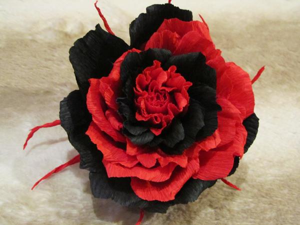 Фото №15 - Сделай сам: брошь-роза как у Сальмы Хайек