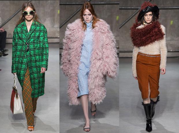 Фото №1 - Fashion director notes: показ Marni на миланской Неделе моды