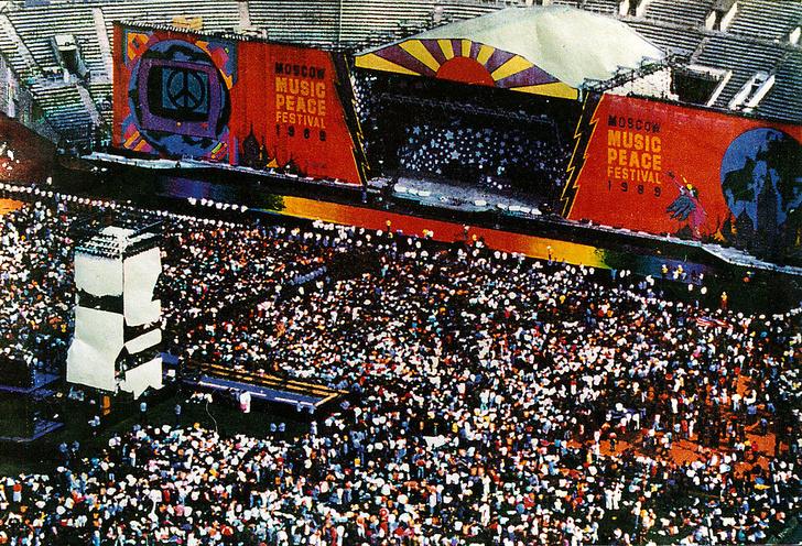Фото №3 - Рок-фестивали, которые потрясли мир