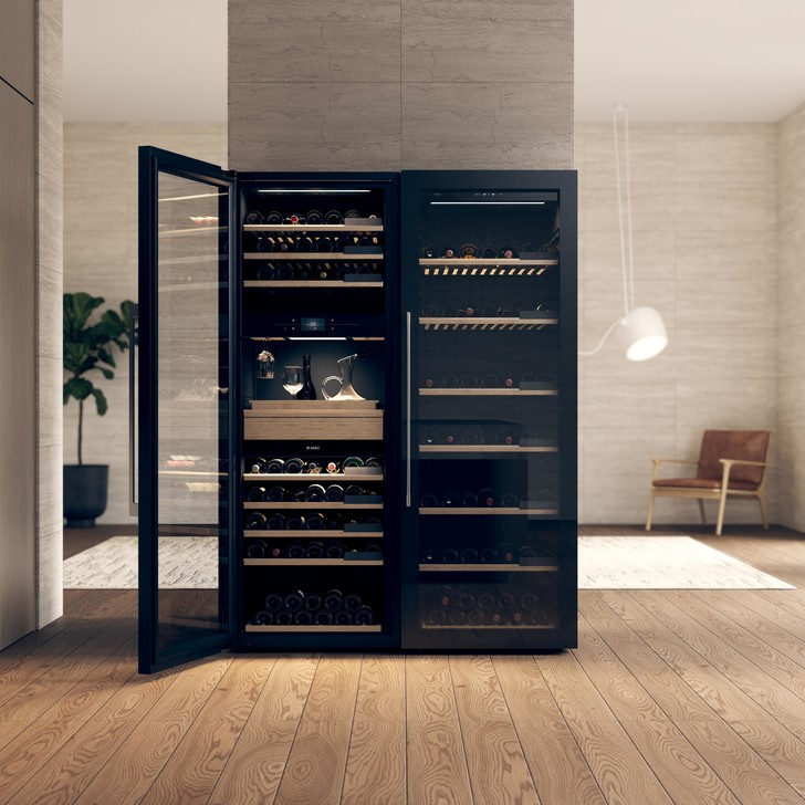 Фото №2 - Винная культура: новый винный шкаф Asko