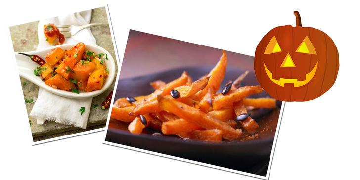 Фото №2 - 9 быстрых рецептов закусок на Хэллоуин