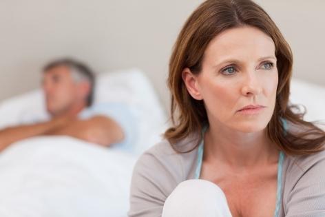 Первые симптомы менопаузы
