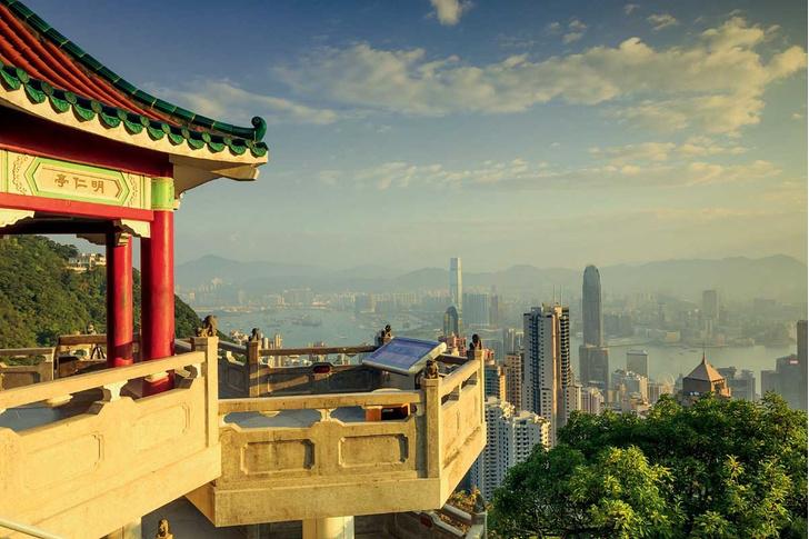 Фото №7 - Гонконг: песнь воды и ветра