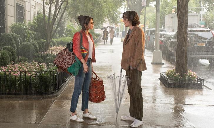 Фото №1 - MAXIM рецензирует последний фильм Вуди Аллена «Дождливый день в Нью-Йорке»