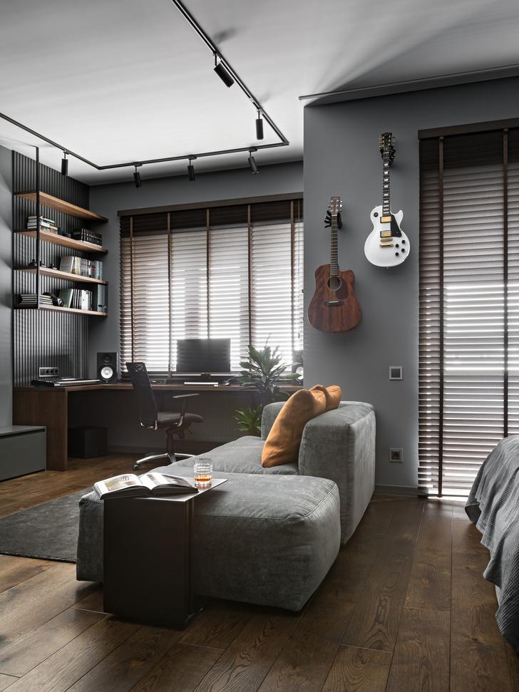 Фото №7 - Квартира 44 м² с мужским характером в Минске