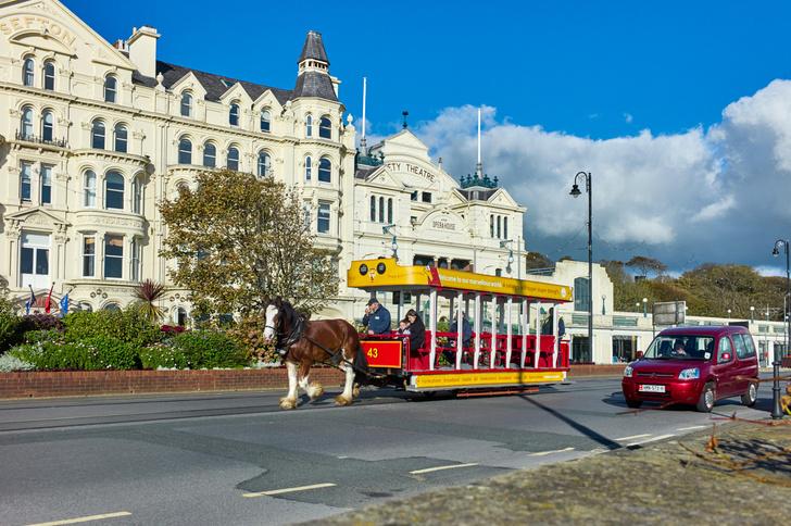 Фото №15 - Паровозом, трамваем, конкой: аутентичный транспорт острова Мэн