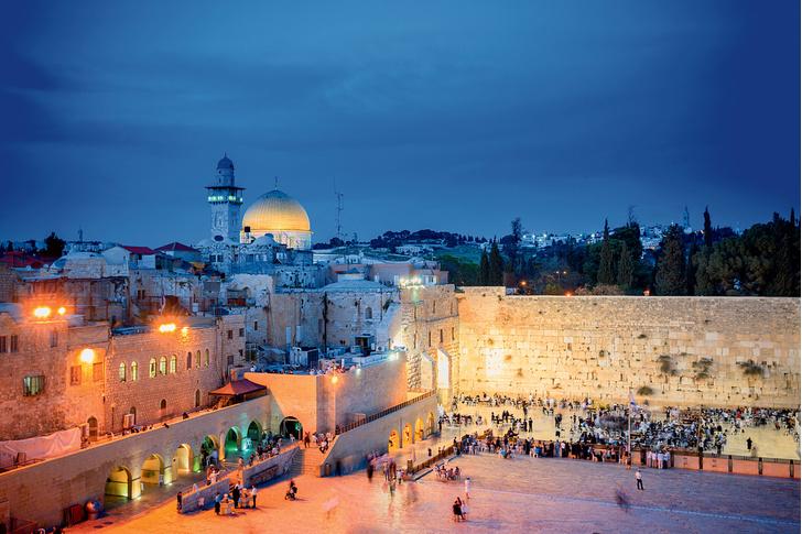 Фото №1 - 7 чудес Израиля