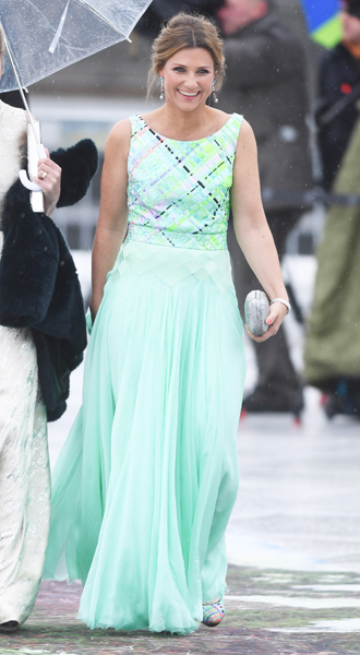 Фото №2 - Разведенная принцесса Марта Луиза представила бойфренда