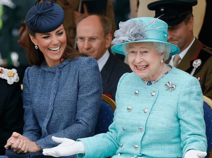 Фото №3 - Почему отношения герцогини Кейт и Королевы сейчас лучше, чем когда-либо