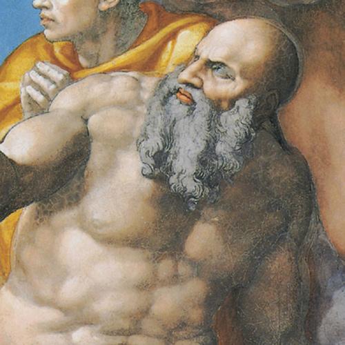 Фото №5 - Обидеть художника: 7 тайн «Страшного суда» Микеланджело