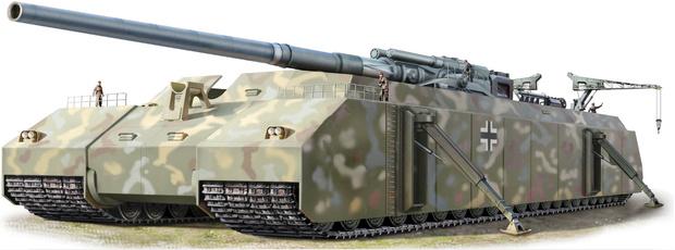 Фото №3 - Самые уродливые танки, созданные за всю историю вооружений. Часть II