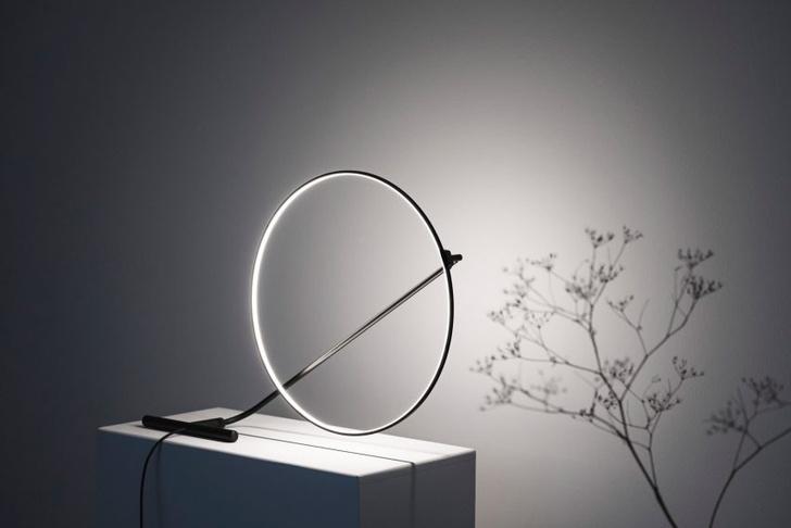 Фото №3 - Круг света: интерактивный светильник Poise