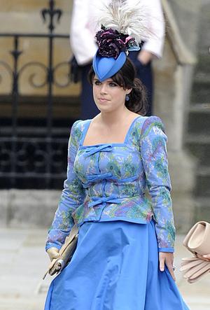 Фото №35 - 25 необычных шляп на королевских свадьбах