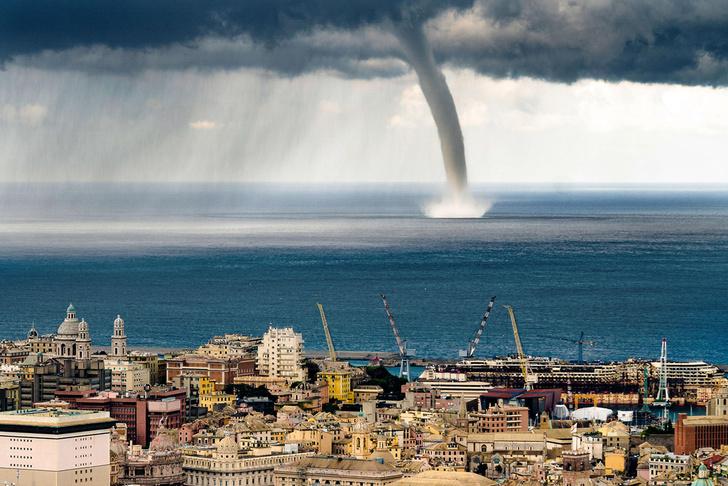 Фото №1 - Гигантский торнадо