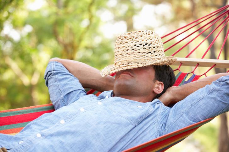 Фото №1 - Дневной сон продолжительностью более 40 минут вреден для здоровья