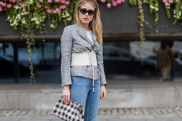Фото №2 - Осенний must-have: как и с чем носить корсеты