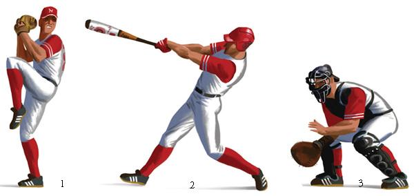 Фото №2 - Бейсбол. Базовый элемент Америки