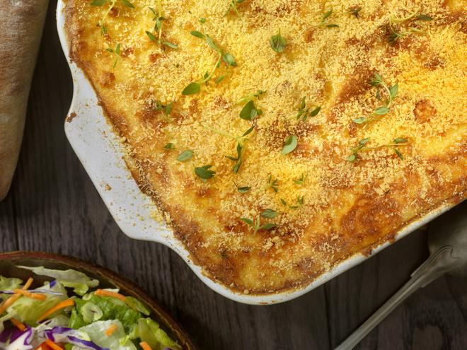 Как приготовить фарш в духовке с картошкой и сыром: простые и вкусные рецепты с фото