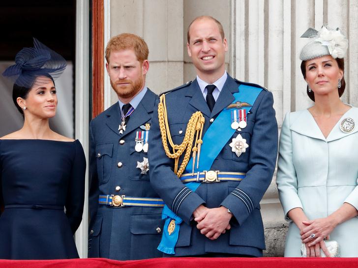 Фото №2 - Неразрешимый конфликт: что принц Уильям не может простить герцогине Меган