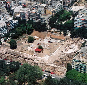 Фото №1 - В Салониках нашли античный некрополь