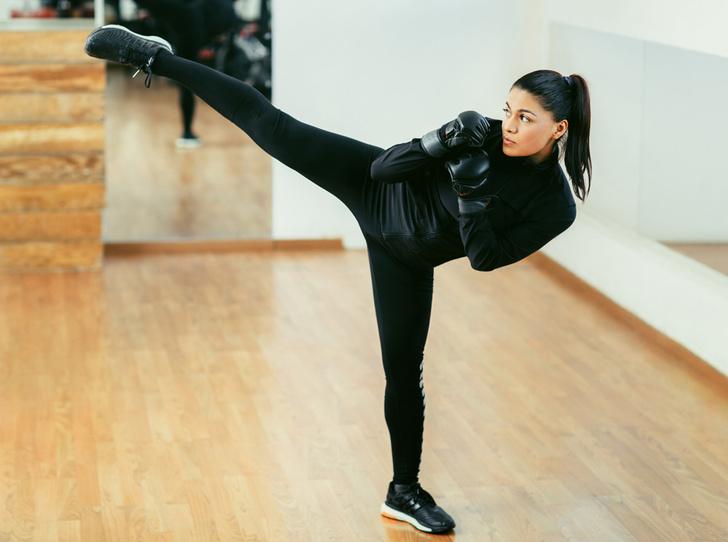 Фото №6 - Биться будем: бокс как новый вид женского фитнеса
