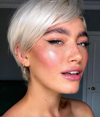 Фото №5 - Свадебные тренды-2020: 56 идей макияжа для невест