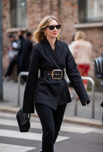 Фото №16 - С чем носить черный пиджак: 8 нескучных идей
