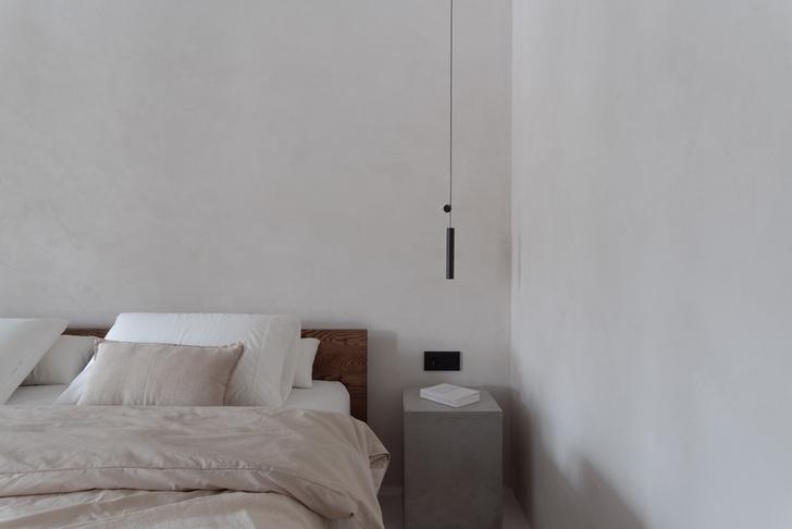 Фото №4 - Белая студия со спальней в алькове