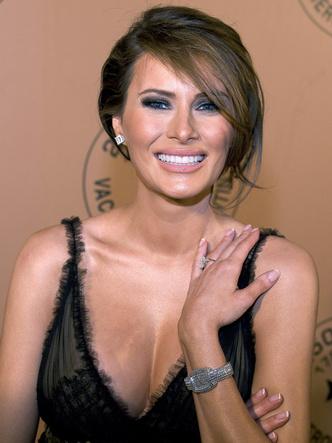 Фото №4 - Время Первых леди: какие часы носят жены президентов США