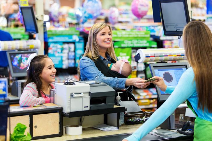 Фото №2 - 5 веских причин, почему опасно оставлять чеки в магазине