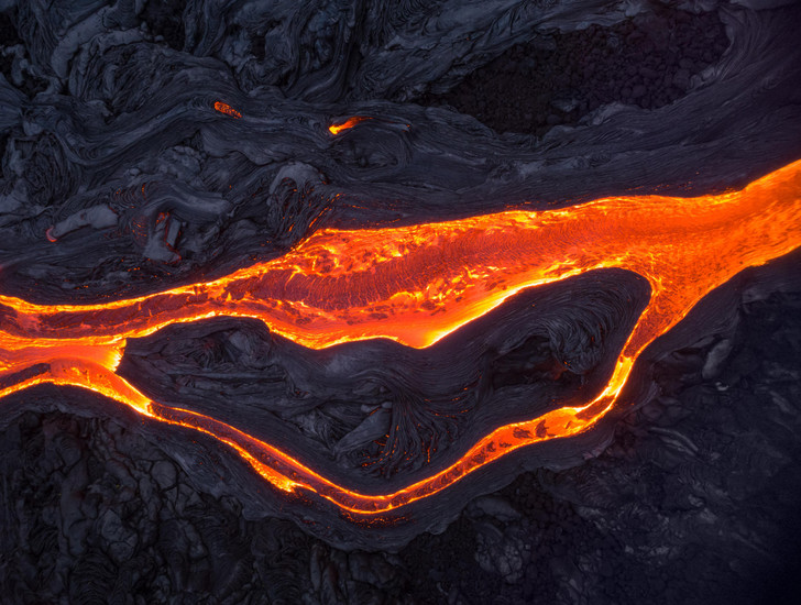 Фото №1 - Улыбка вулкана