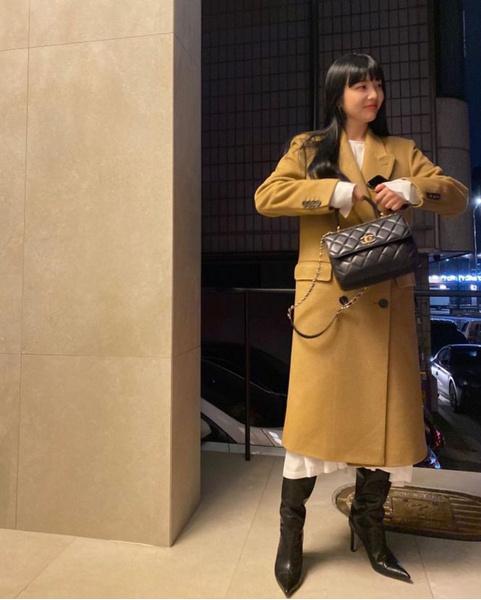 Фото №4 - Что носить осенью 2021: три актуальных тренда от Джой из Red Velvet