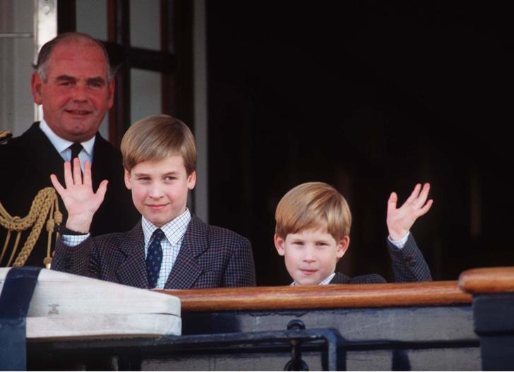 Фото №3 - Никакой пощады: почему к Гарри всегда относились строже, чем к Уильяму