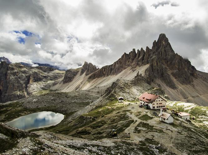 Фото №6 - 10 самых впечатляющих горных пейзажей мира