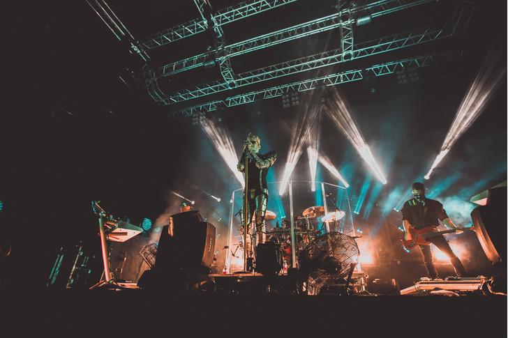 Tokio Hotel на гастролях в Воронеже
