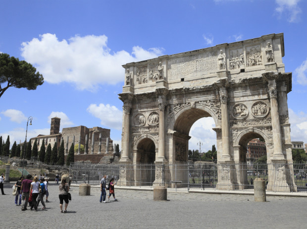 Фото №6 - 6 самых красивых триумфальных арок мира