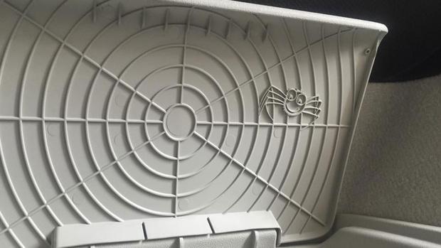 Фото №6 - 13 пасхалок, которые спрятаны в твоем автомобиле