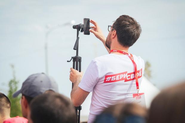 Фото №2 - Участвуй в конкурсе мобильной фотографии от KFC BATTLE и получай крутые призы