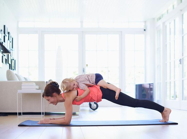 Фото №2 - Как правильно заниматься спортом дома