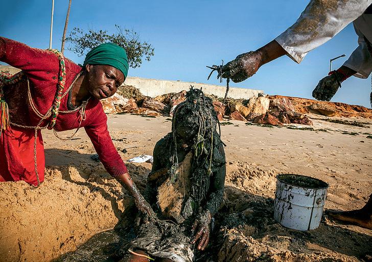 Фото №2 - Как изгоняют бесов в Мозамбике