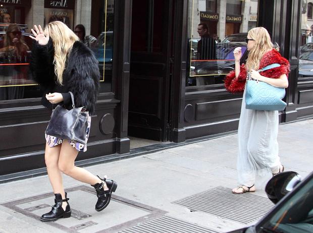 Фото №16 - А две лучше: как сестры Олсен покорили мир моды