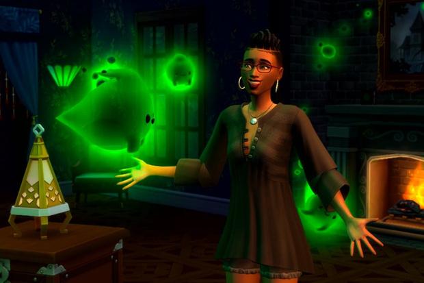 Фото №3 - 7 крутых фишек из The Sims 4 «Паранормальное»