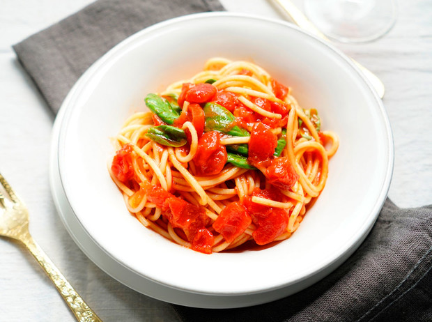 Фото №1 - Рецепт недели: домашняя паста с помидорами