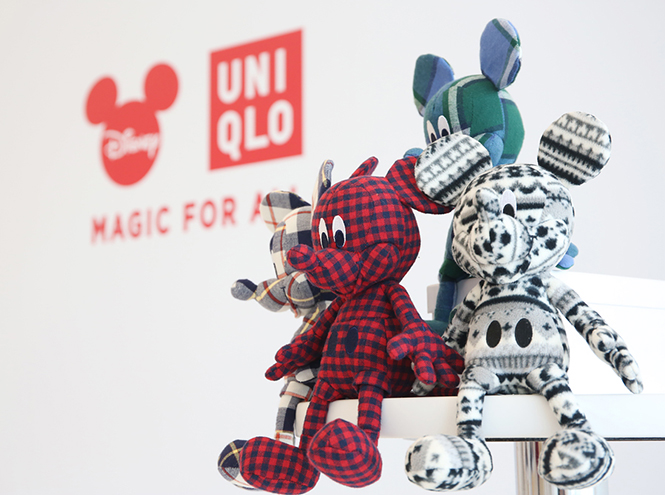 Фото №1 - Uniqlo представил новый совместный проект с Disney